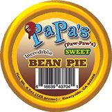 Small Bean Pie
