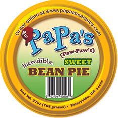Large Bean Pie