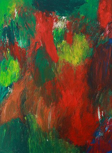 Abstract Art Print 103