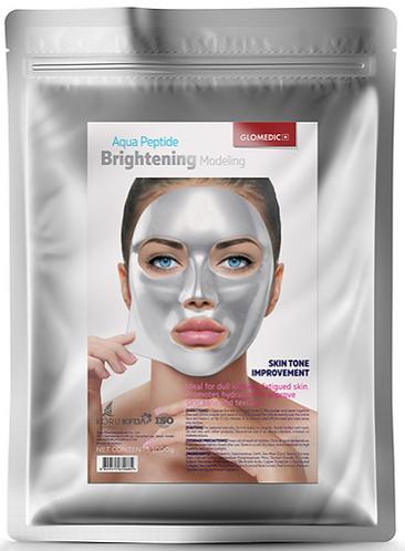 Aqua Peptide Brightening Modelling Mask