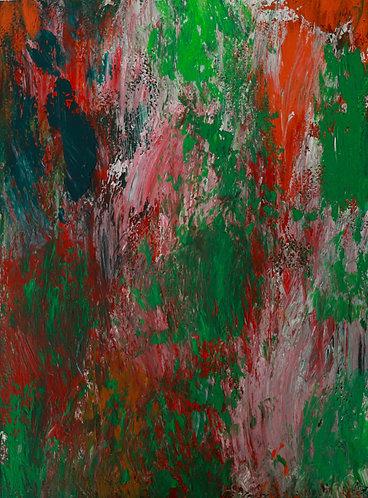 Abstract Art Print 102