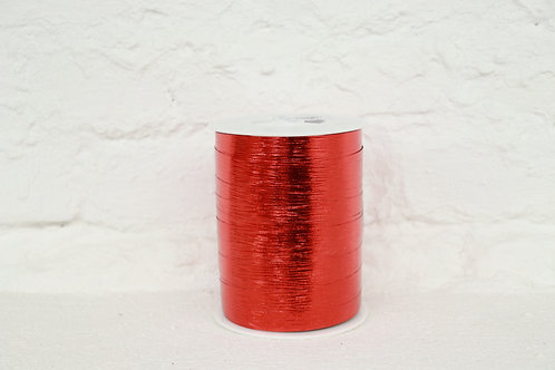 Gift Wrap Ribbon Starmetal Red