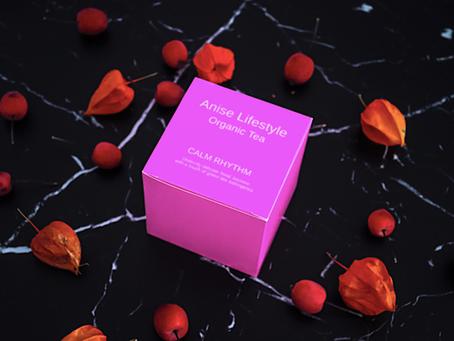 Calm Rhythm Organic Tea