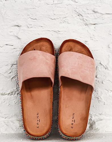 Slider Sandal Pink