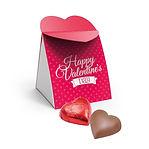 cuorincini di cioccolato per San Valentino