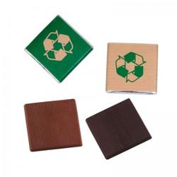 ECO cioccolatino quadratto