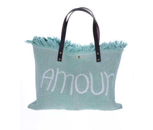 Cotton Shopping Bag Mint