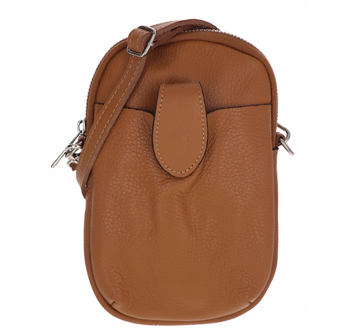 Leather Pouch Camel