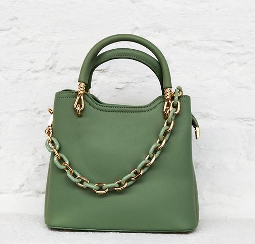 Bucket Bag Green