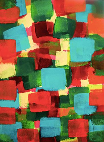 Abstract Art Print 113