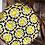 Thumbnail: Round Yellow Shoulder Bag