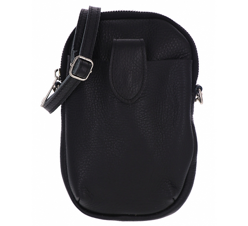 Leather Pouch Black