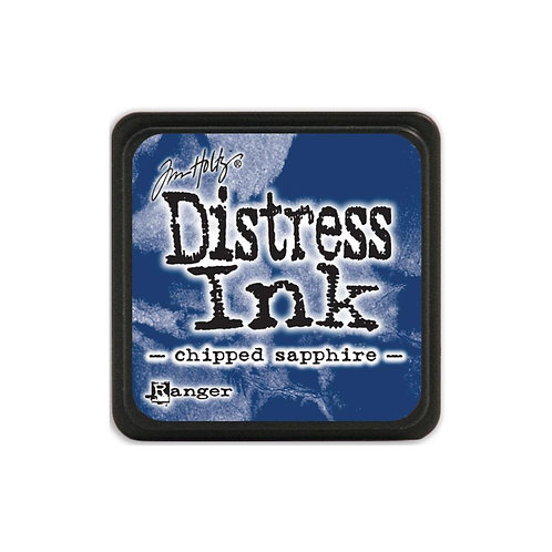 Mini Distress Ink: Chipped Sapphire