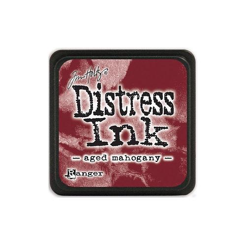 Mini Distress Ink: Aged Mahogany