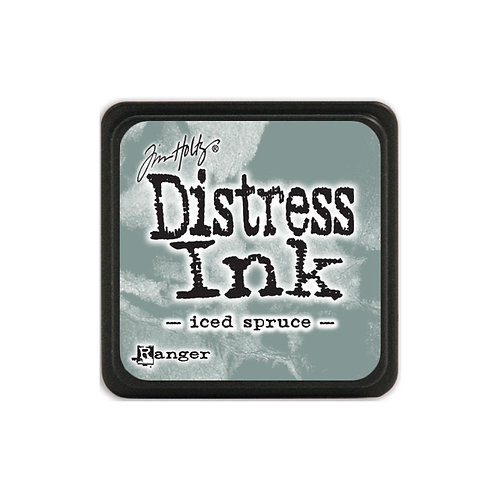 Mini Distress Ink: Iced Spruce