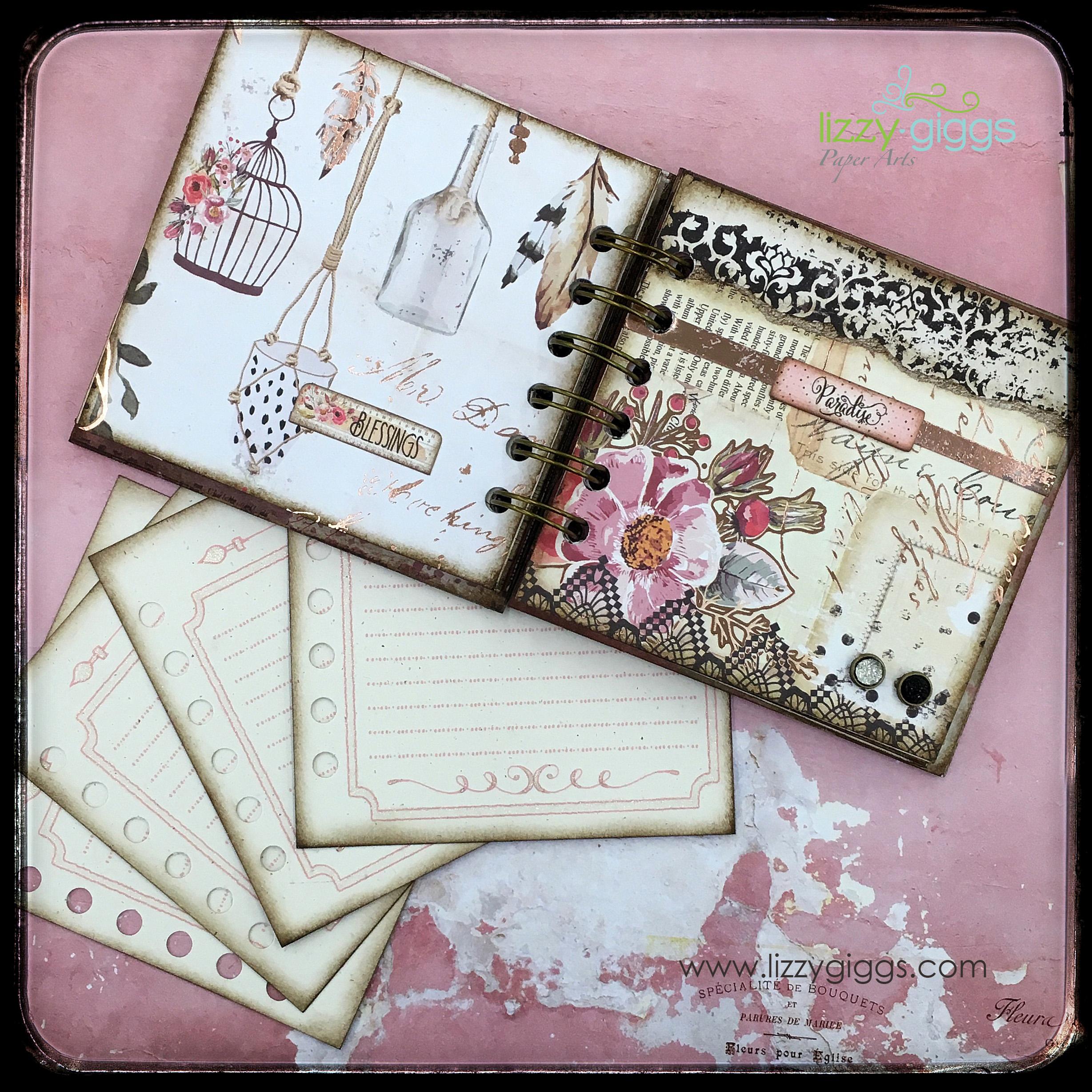 Rossibelle Mini Book lg