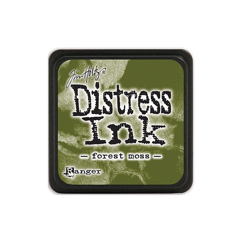 Mini Distress Ink: Forest Moss