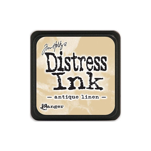 Mini Distress Ink: Antique Linen