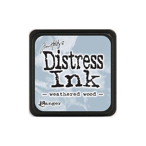 Mini Distress Ink: Weathered Wood