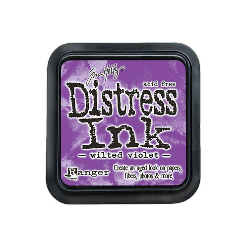 Mini Distress Ink: Wilted Violet