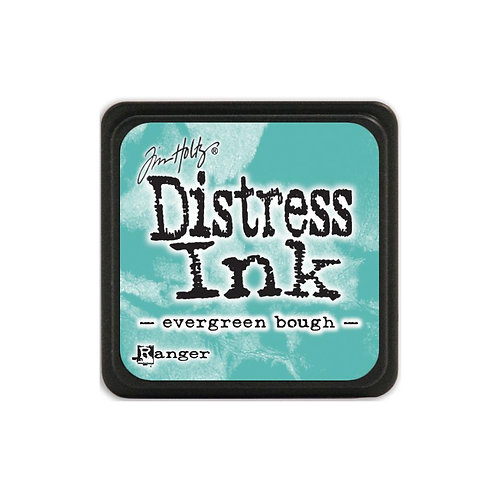 Mini Distress Ink: Evergreen Bough