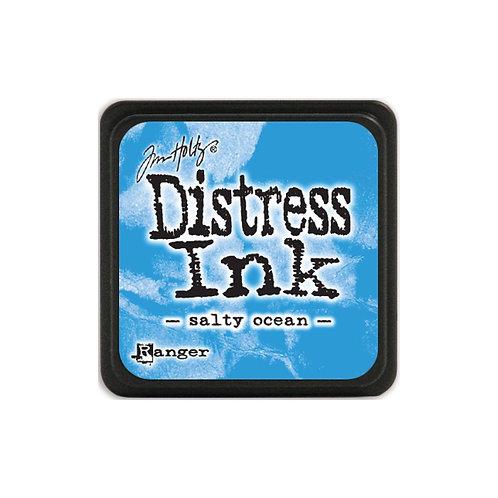 Mini Distress Ink: Salty Ocean