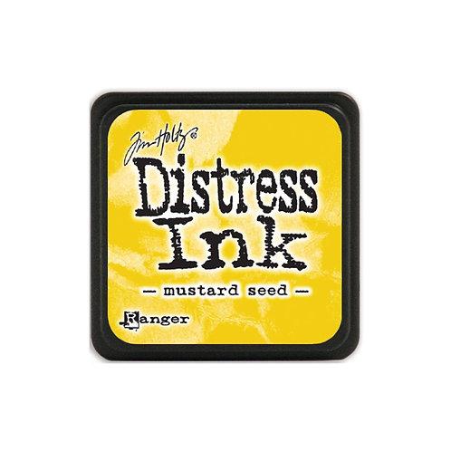 Mini Distress Ink: Mustard Seed