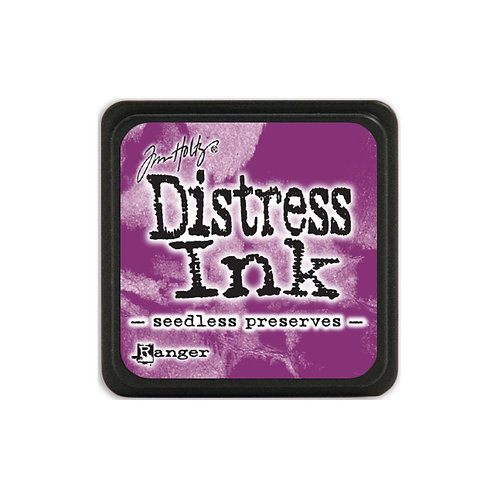 Mini Distress Ink: Seedless Preserves