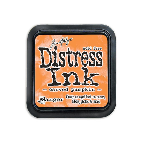 Mini Distress Ink: Carved Pumpkin