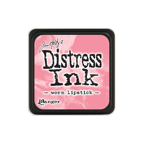 Mini Distress Ink: Worn Lipstick