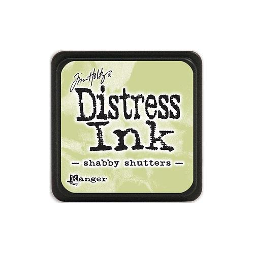 Mini Distress Ink: Shabby Shutters