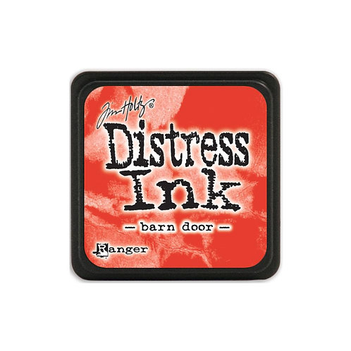 Mini Distress Ink: Barn Door