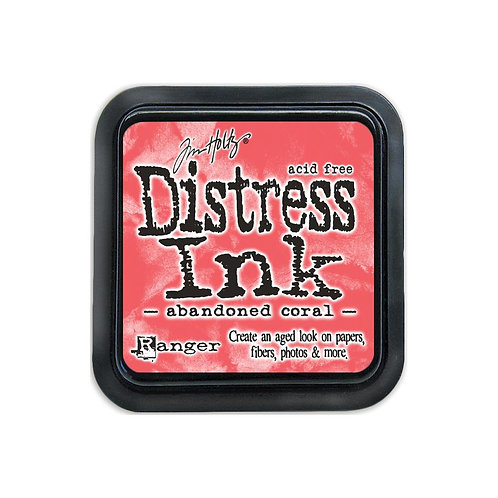 Mini Distress Ink: Abandoned Coral