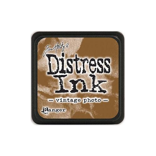 Mini Distress Ink: Vintage Photo