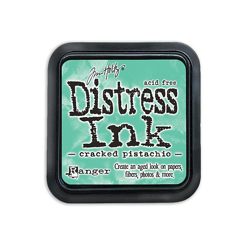 Mini Distress Ink: Cracked Pistachio