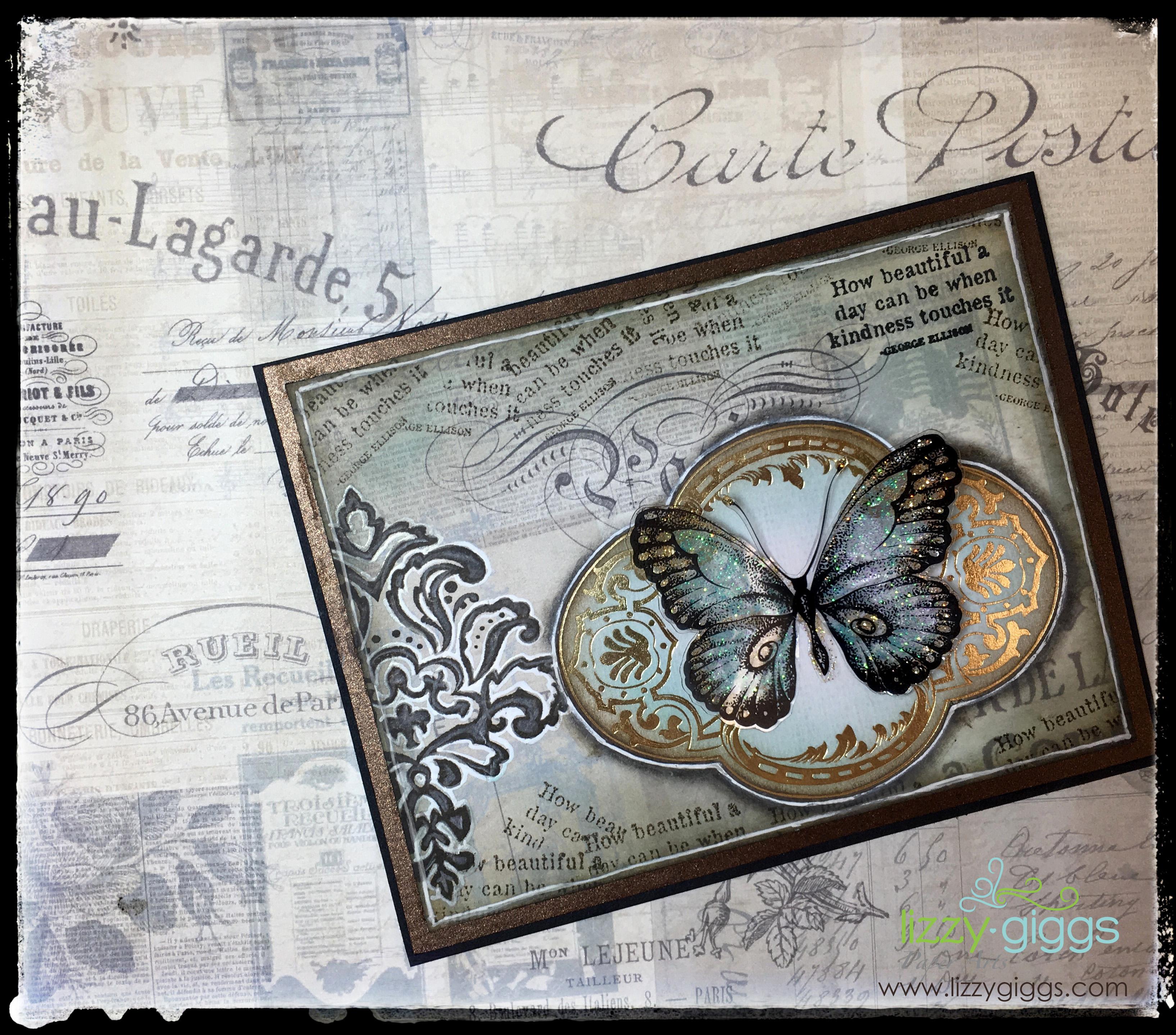 Renaissance Butterfly fb