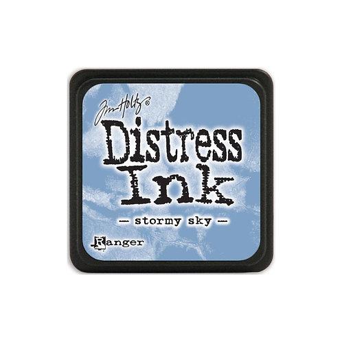 Mini Distress Ink: Stormy Sky