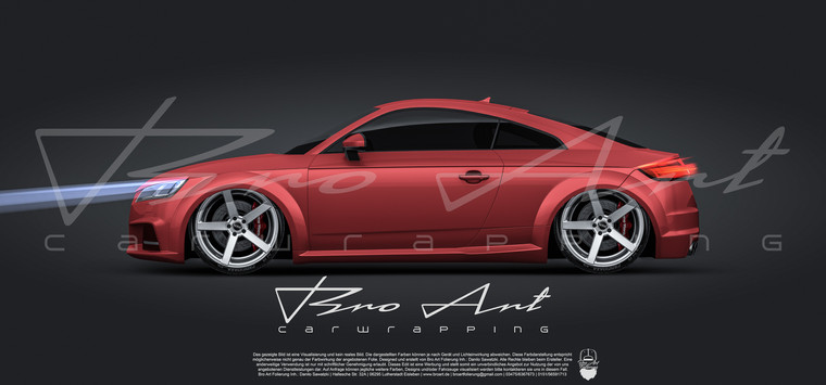 TT Glanz Rot