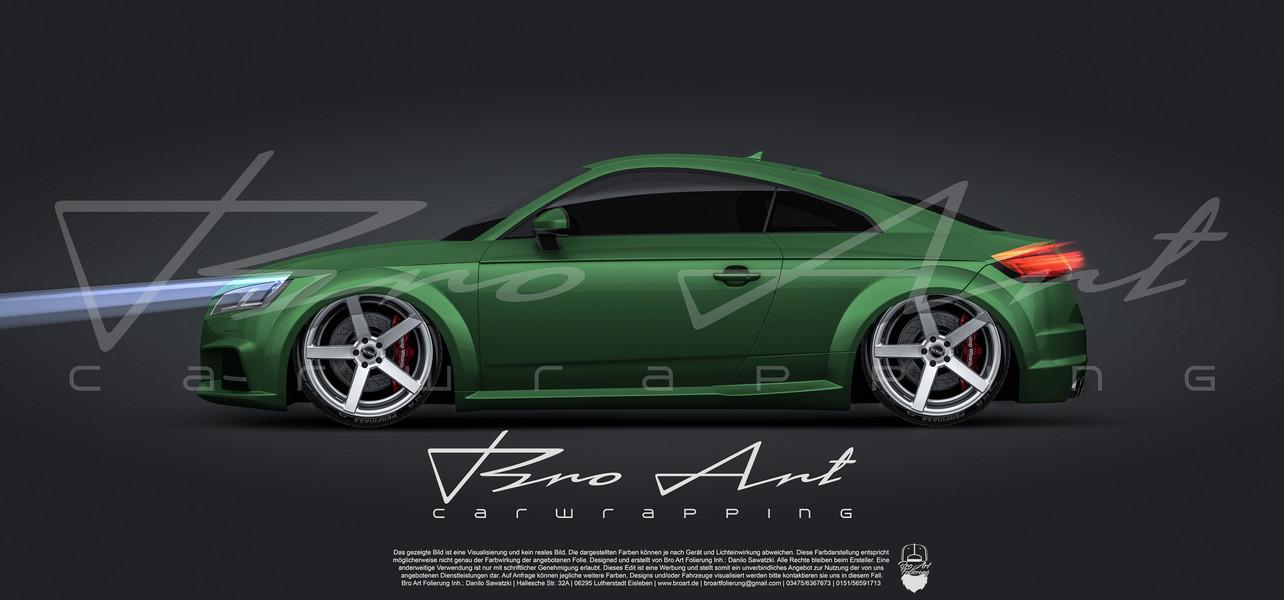 TT Dark Green