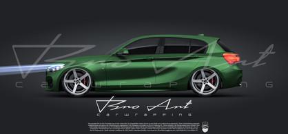 1er Dark Green