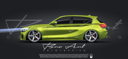 1er Lime Green