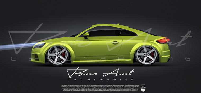 TT Lime Green