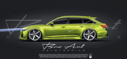 RS6 Lime Green