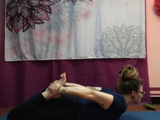 January Pose of the Month: Bow Pose        (Dhanurasana)