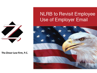 NLRB to Revisit Employee Use of Employer Email