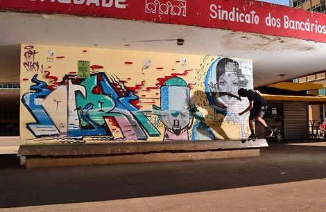 workshop de fotografia de skate e esporte radicais na Escola Técnica de fotografia de Brasília