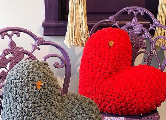 Puffy Kalp Yastık