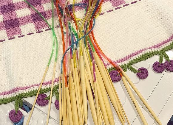 Bambu Misina Şiş