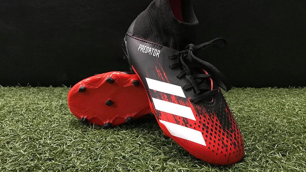 Adidas Predator 20.3 FG (Red/Black)