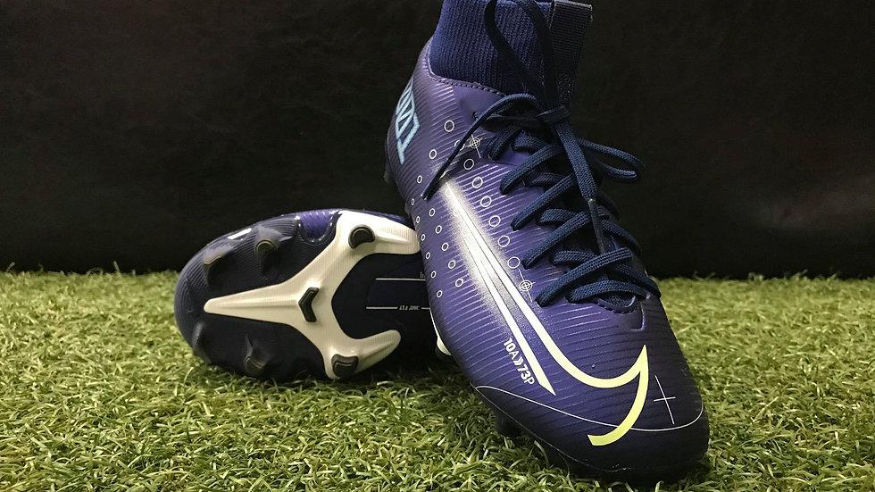 Nike Jr Superfly 7 Academy FG (BlueVoid)